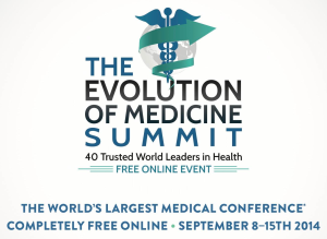 Evolution of Medicine Summit